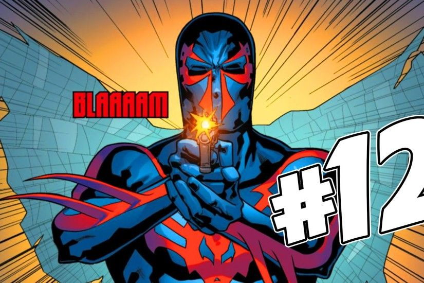 Spider-Man 2099 Issue #12 Full Comic Review! (2015)