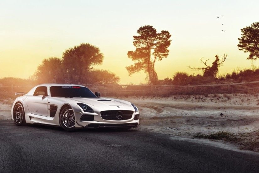 ... Wallpaper Only; Mercedes SLS 1920x1080 HD