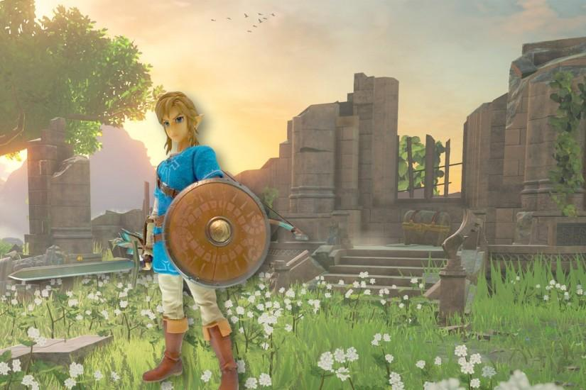Breath of the Wild 1/6 scale figure displayed in Japan; Coming soon |  Nintendo Wire