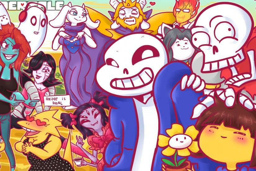 free download undertale wallpaper 1920x1080 for desktop