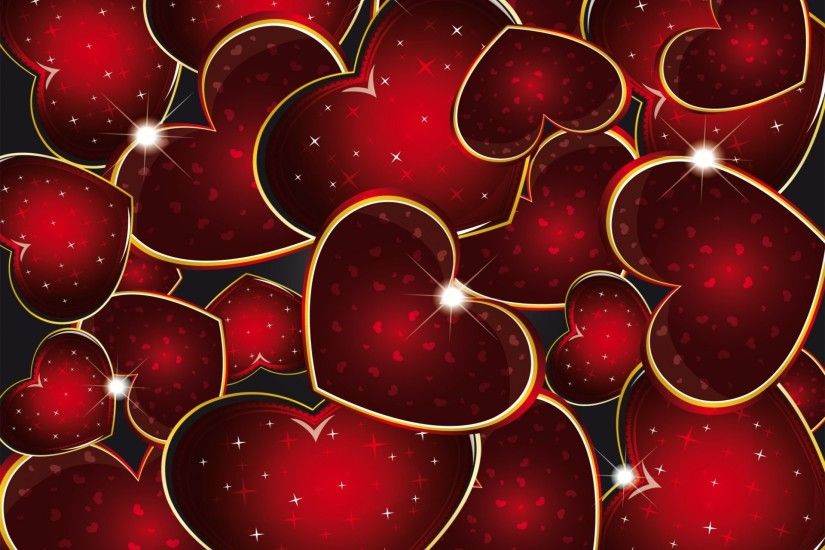 red hearts romantic love valentine background background heart