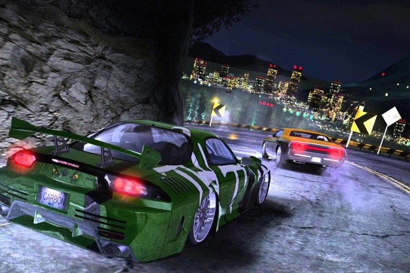 Need For Speed Carbon Soundtrack: Ekstrak - Belt (Tuner Theme) Xbox360 Demo  Version - YouTube