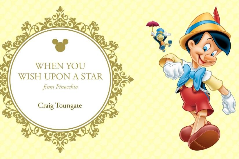 DISNEY LOVE SONGS ǀ Pinocchio - When You Wish Upon A Star