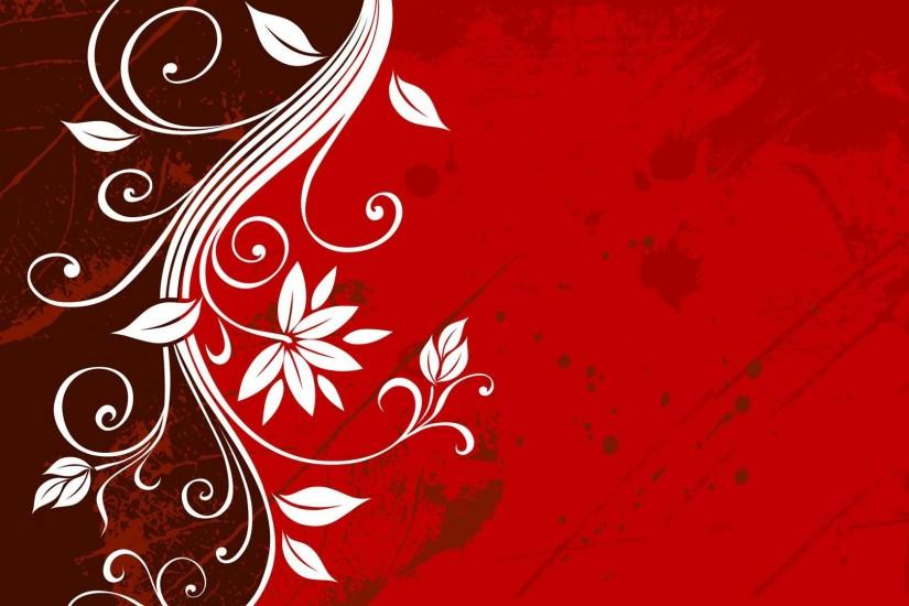 widescreen red grunge background 1920x1080
