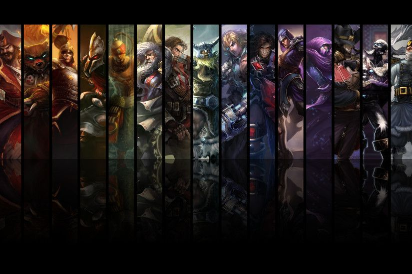 28 Olaf (League Of Legends) HD Wallpapers | Backgrounds - Wallpaper Abyss