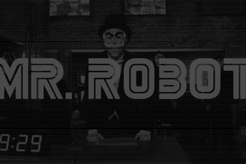 Here are a few Mr.Robot wallpapers I made. Enjoy! [1920x1080] : MrRobot