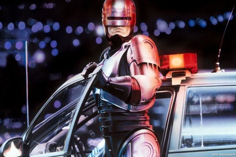 RoboCop Wallpapers - Wallpaper Cave