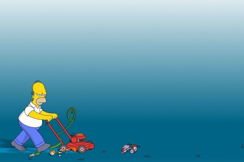 Homer Simpson Simpsons Cool Wallpapers - 1920x1200