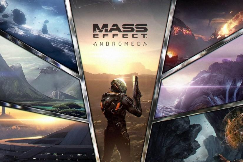 Preview wallpaper mass effect, andromeda, electronic arts, bioware 3840x2160