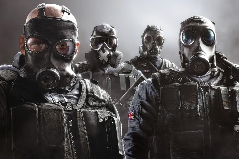 video Games, Rainbow Six: Siege Wallpaper HD