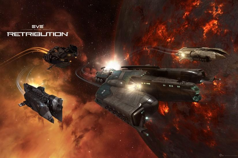 large eve online wallpaper 1920x1200