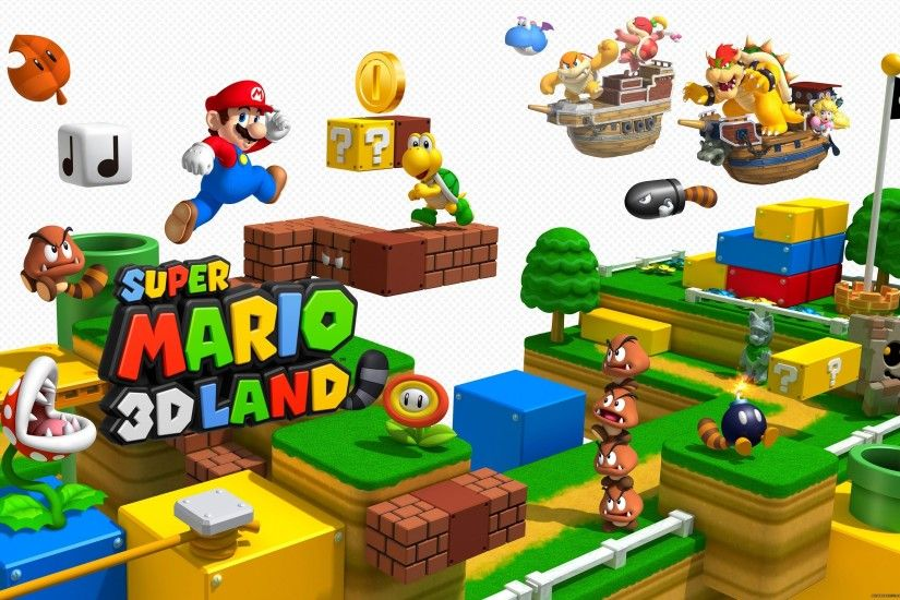 2560x1600px super mario 3d land wallpaper for desktop background by Corliss  Thomas