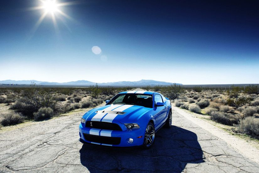 Ford Shelby GT500 Car