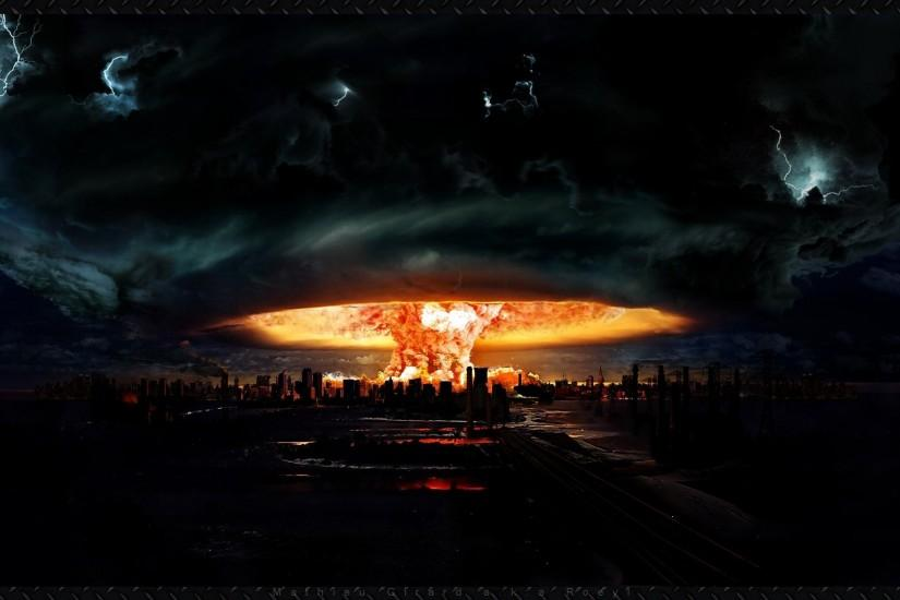 large explosion background 1920x1200 for windows 7