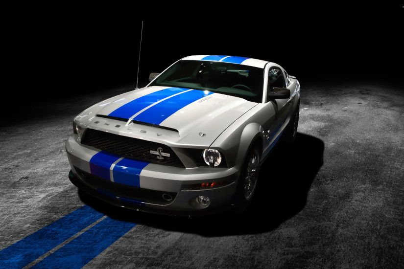 Blue Ford Mustang Wallpapers