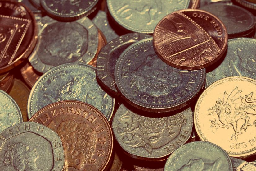 ... photos Pile of Money Coins | Macro Photo and Wallpaper ...