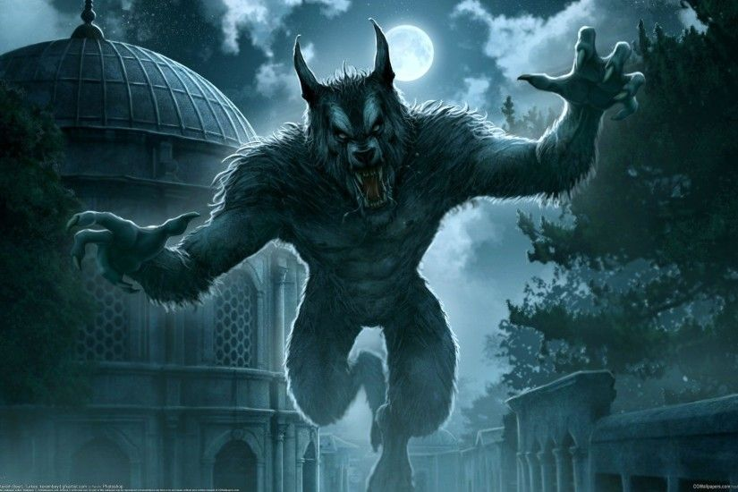 werewolf Wallpaper Background | 20589