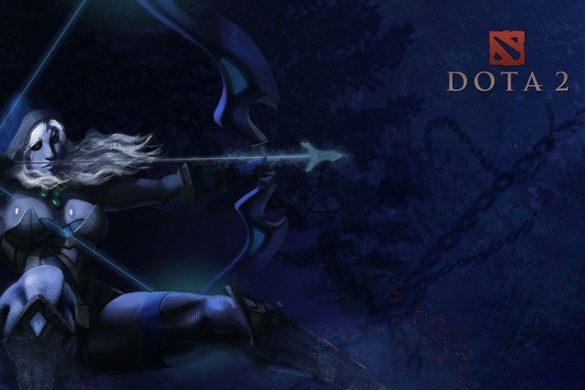 Unique Drow Ranger Wallpapers Group 59