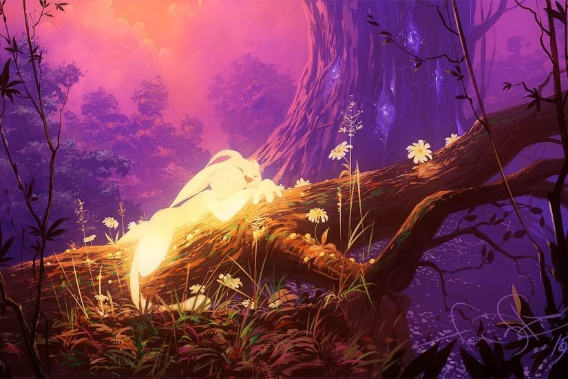 free ori and the blind forest wallpaper 1920x1080 for android