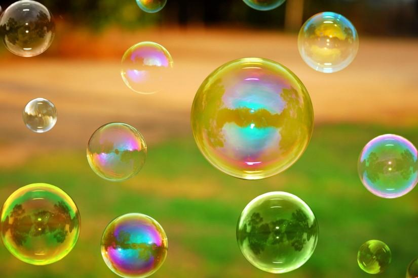 widescreen bubble background 2880x1800