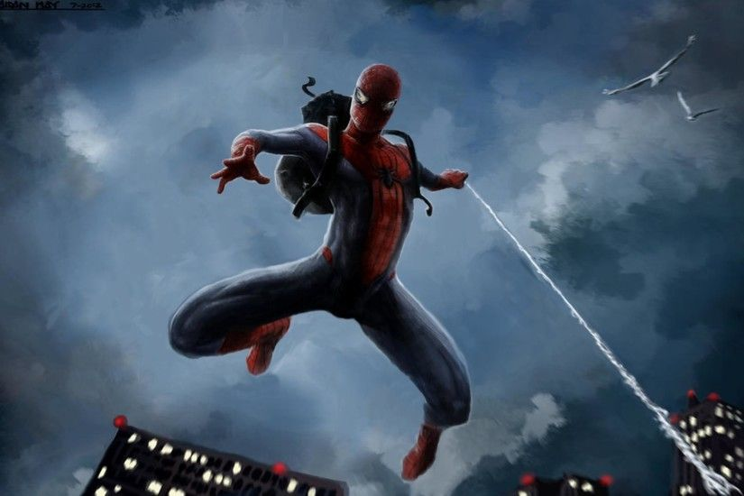 HD Spiderman Wallpapers - Wallpaper Cave