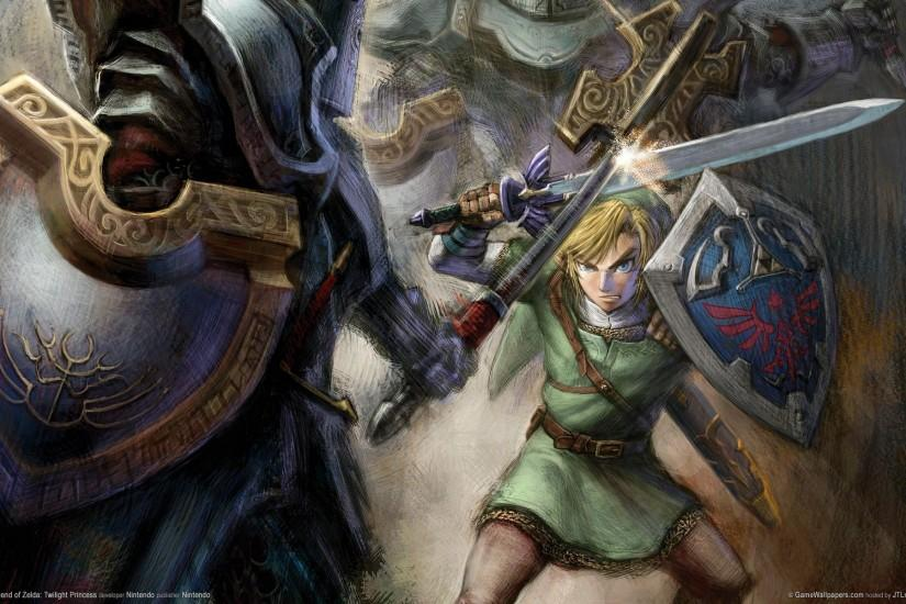 Legend Of Zelda Twilight Princess Wallpaper - 5216