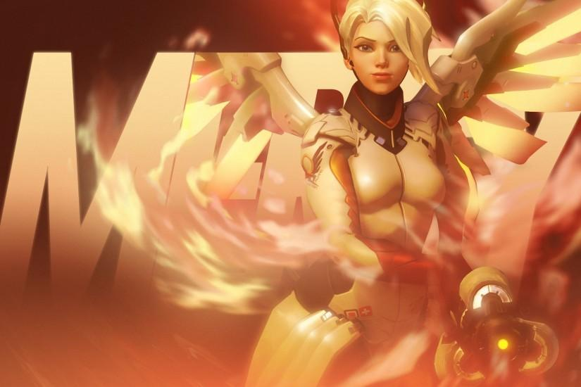 cool mercy overwatch wallpaper 1920x1080