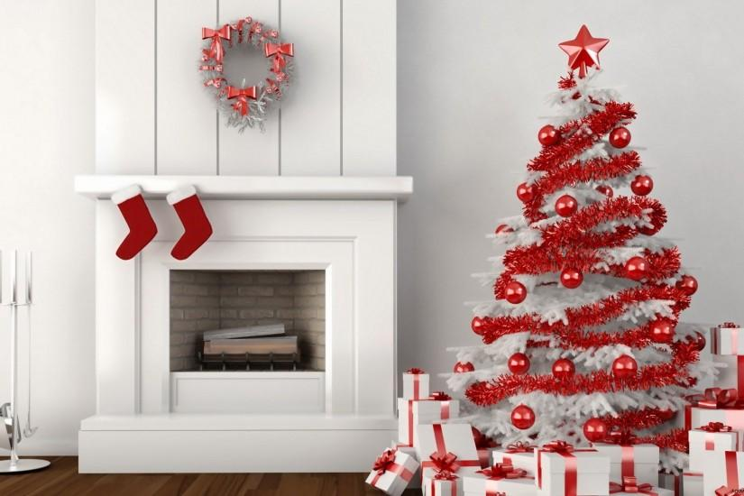 christmas tree wallpaper 1920x1200 for android tablet