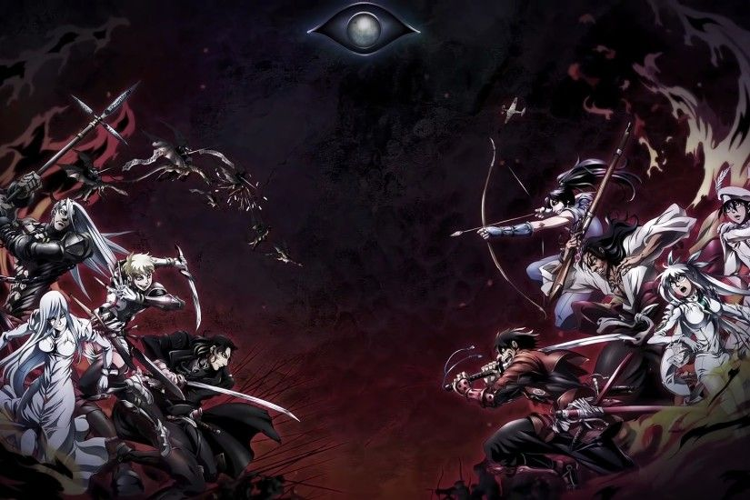 Preview Art 91832. 1920x1080 Anime Drifters