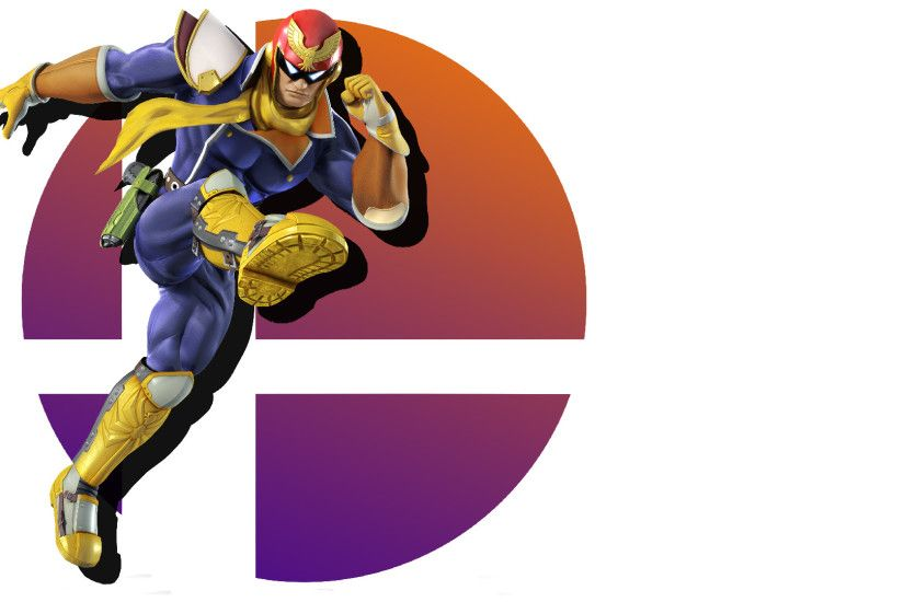 [1920x1080] a Captain Falcon wallpaper I made.