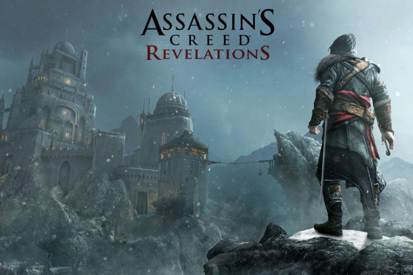 Wallpaper from Assassin's Creed: Revelations