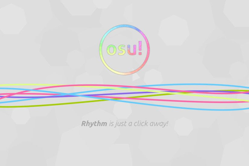 I tried making an osu!wallpaper, any feedback is greatly appreciated ...