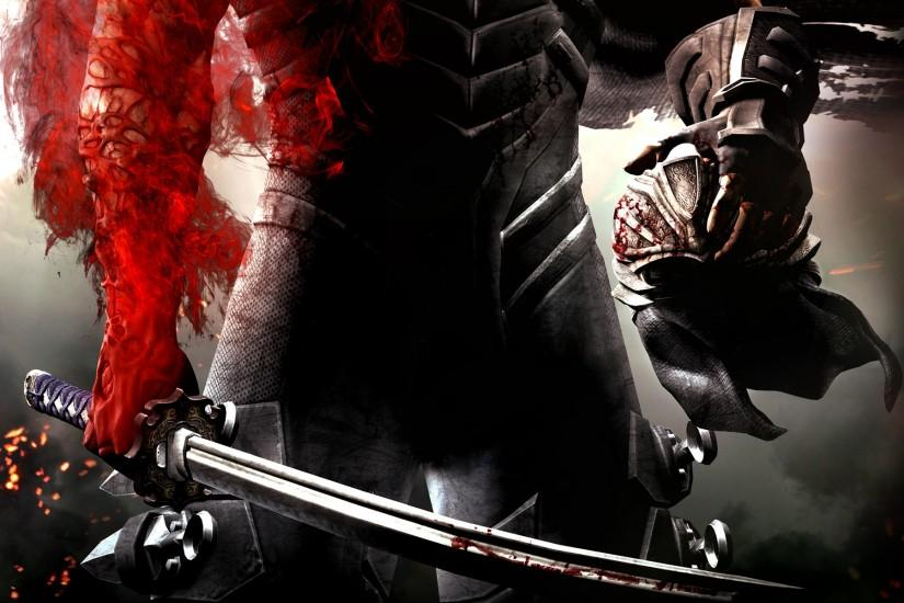 Hands, Blood, Warrior, armour, blade, Bloody
