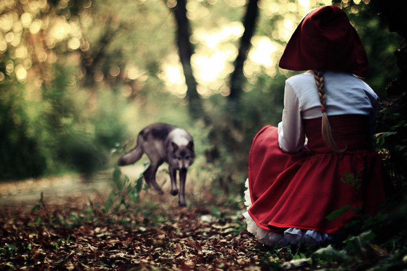 Little Red Riding Hood and the Wolf:
