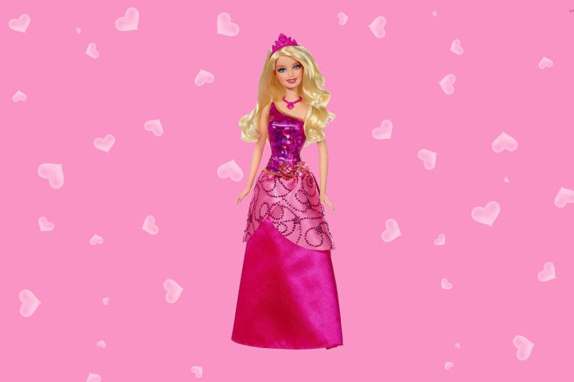 Barbie Wallpaper ①