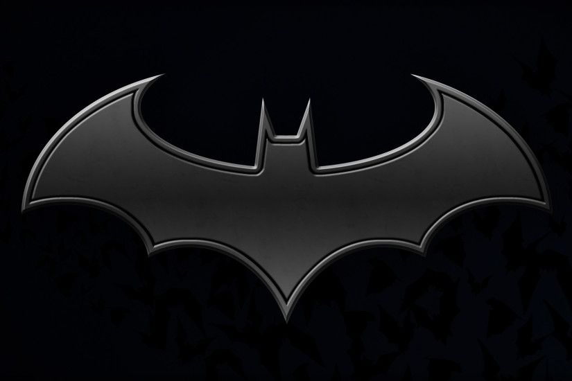 1011 Batman Logo