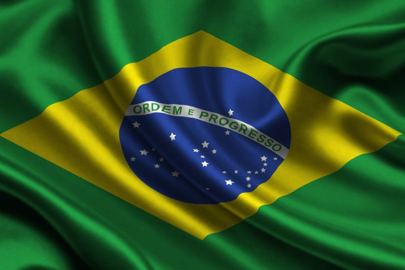 4K Ultra HD Brazil Flag 2015, by Christiaan Guitt