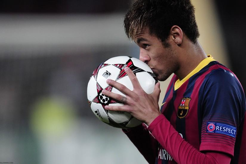 Neymar Widescreen Wallpaper 2560x1600