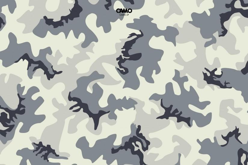 Snow Camo Wallpaper.