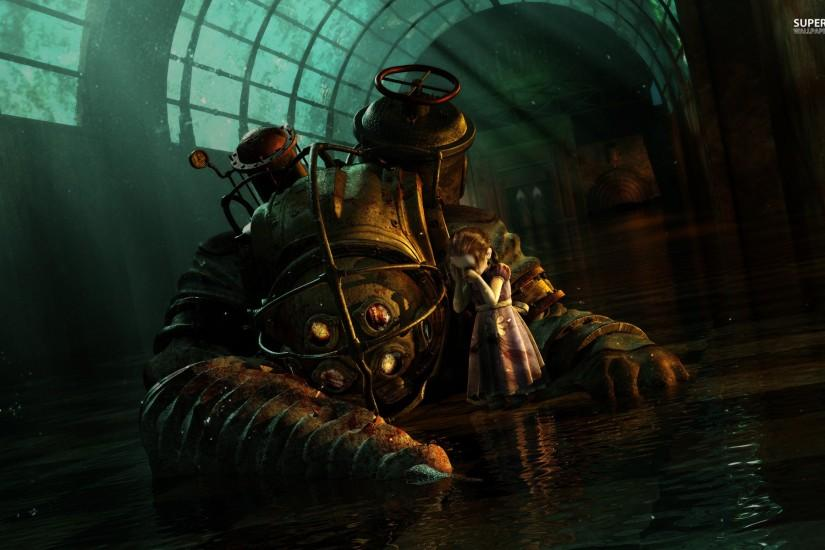 bioshock wallpaper 1920x1200 for iphone 5