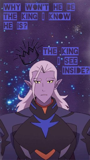 lotor prince lotor lotor edit voltron edit voltron wallpaper lotor wallpaper  why did i do this