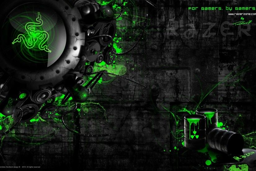 Razer Desktop WallPaper HD - IMASHON.