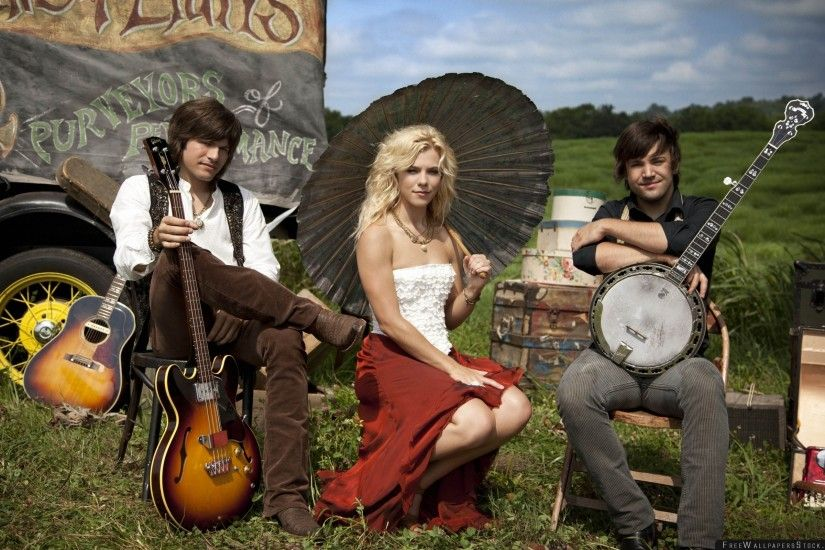 Download Free Wallpaper The Band Perry Country Music Group Kimberly Reid  Neil