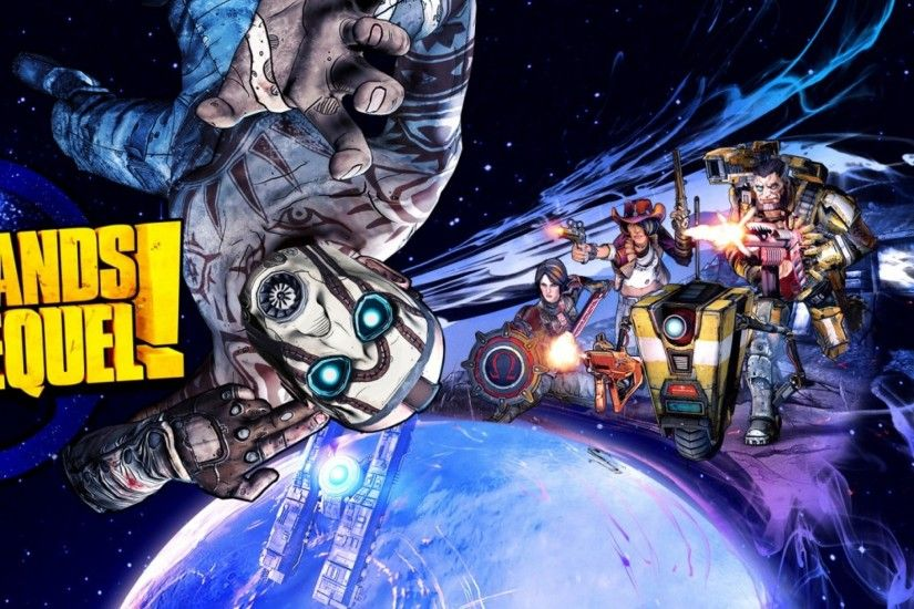 Preview wallpaper borderlands 2, fps, rpg, unreal engine 3, assassin,  gearbox