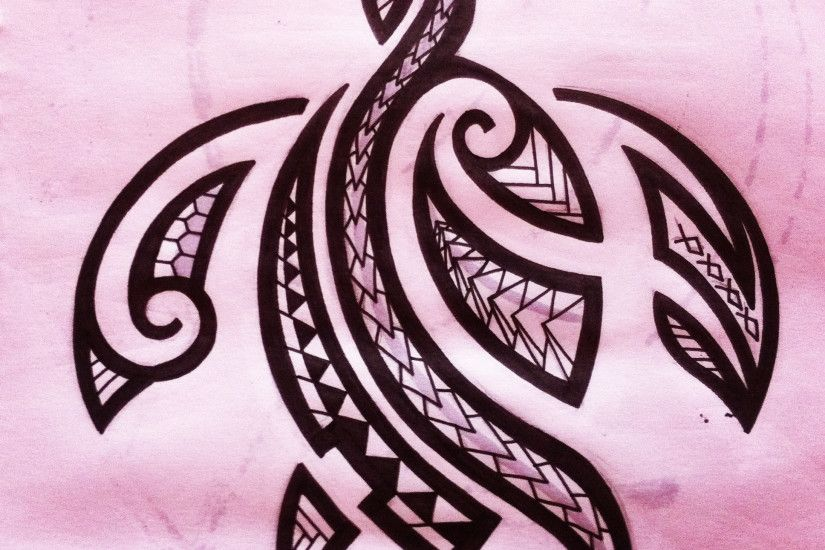 Maori tattoo turtle design #samoan #tattoo More. Polynesian TattoosSamoan  Tribal ...