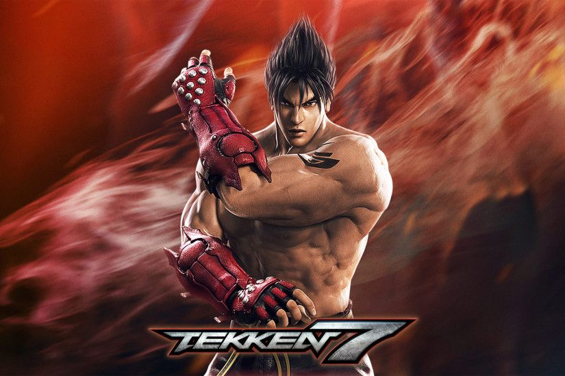 ... Jin Kazama Tekken 7 Wallpaper by NatouMJSonic on DeviantArt ...