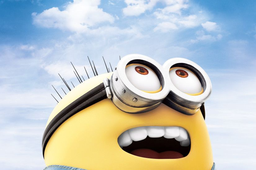 Minion funny in Despicable Me 2 HD Wallpaper | Wow! Windows 8 Wallpapers