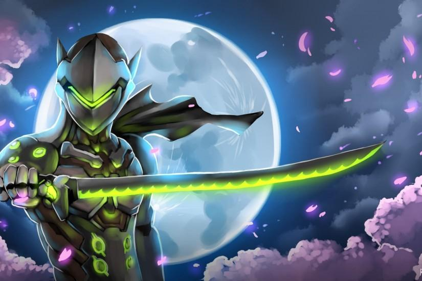genji wallpaper 1920x1080 for macbook