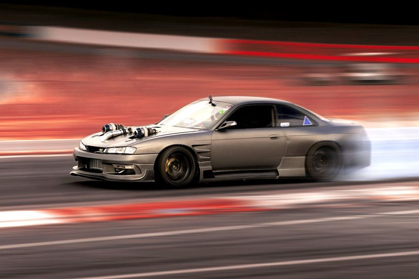 Vehicles - Nissan Silvia S14 Wallpaper