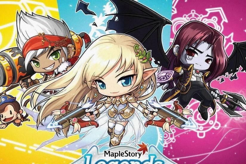 8. maplestory wallpaper10 600x338